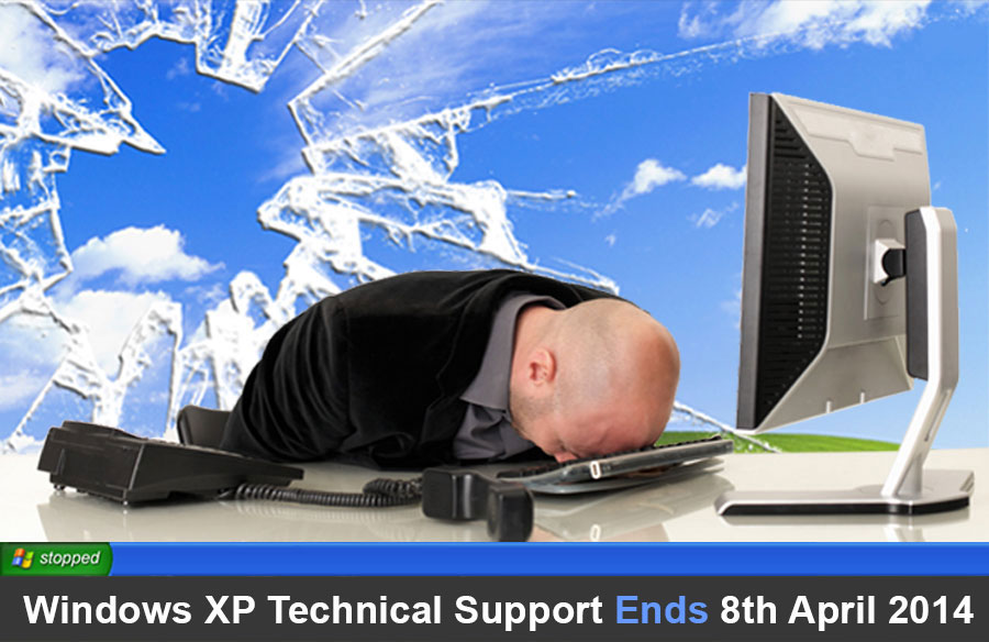 Channel Systems Windows XP Upgrade